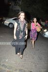 Rani mukherjee at wedding of Mushtaq Sheikh s sister Najma
